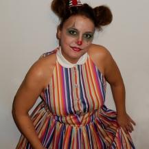 Mika Oh Halloween Clown